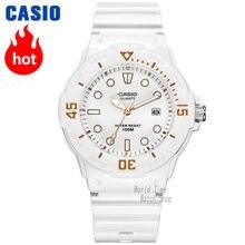 a36e4b4ce75 Casio relógio Analógico de quartzo das Mulheres relógio Bonito relógio de  ponteiro moda relógio estudante esportes