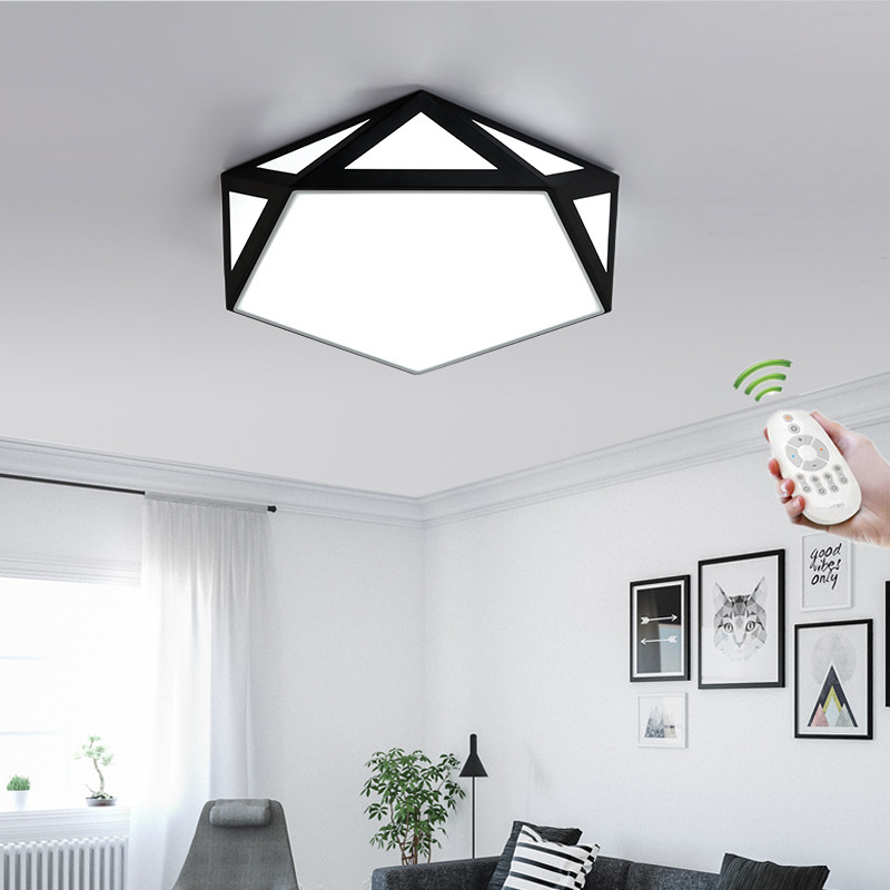 Nordic Ceiling Lamp For Hallway Bedroom Kitchen Dining room house lighting fixtures luminaria Black White Led Ceiling Lights ceiling light lamp for entrance led lamps bathroom chandelier ceiling led nordic bathroom lamp hallway dining room lighting