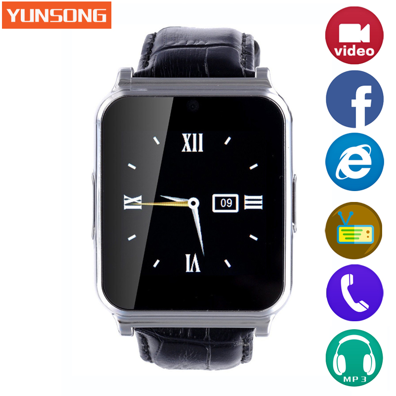 Smart Watch Wearable Devices MTK6260 Children Wristwatch Bluetooth Smartwatch Phone sport wristwatch Radio Smart band pk