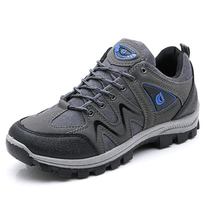 Jxgxsx Fashion Autumn Waterproof Male Casual Outdoor Non-slip Sneakers Men Wear-resistant Travel Breathable Trekking Work Shoes Basic Boots
