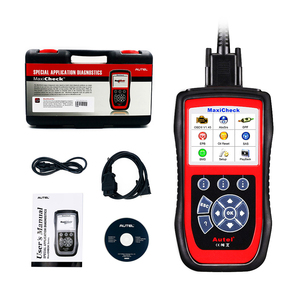 Image 5 - 2021 Autel MaxiCheck Pro OBD2 ScannerCar Diagnostic Tool EPB ABS SRS Airbag DPF Code Scanner