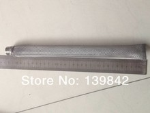 цены Free shipping !!! 12''Bazooka Screen/tube  for Homebrew beer Kettle or Mash Tun(Kettle Tube Screen )