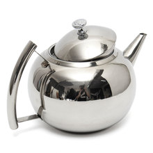 1500 ml/2000 ml Splitter Wasserkocher Mit Sieb Edelstahl Teekanne Polish Fashion Durable Kaffee Kaltem Wasser Topf Home tee Werkzeug