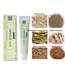 Hot selling ZUDAIFU Body Psoriasis Cream out Retail Box Skin Care YDQ