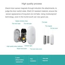 2019 Xiaomi door Window Sensor Intelligent Mini Door Sensor Pocket Size Smart Home Automatic control by Xiaomi Smart mi Home App