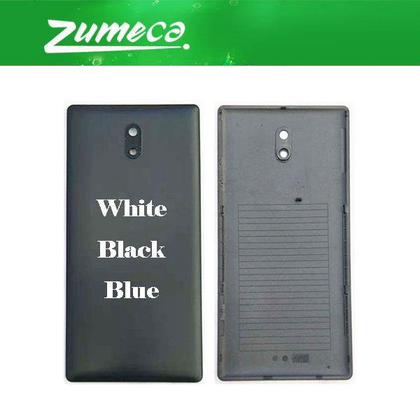 AAA+ Quality For <font><b>Nokia</b></font> <font><b>3</b></font> <font><b>Nokia</b></font> N3 <font><b>Battery</b></font> <font><b>Cover</b></font> Housing Case Door Rear Glass White Black Blue Color image