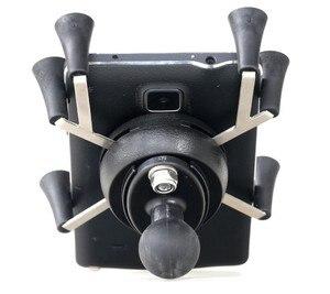 Image 2 - Xe máy Webgrip x Kẹp Gắn với 1 inch Bóng Kim cương Giá đỡ điện thoại cho RAM gắn và điện thoại thông minh