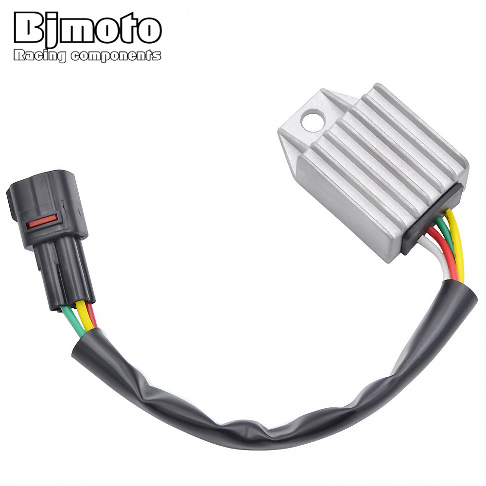 Bjmoto Motorcycle Metal Voltage Regulator Rectifier For Ktm 125 Sx 450 Exc Wiring Diagram 660 Smc R 250 Xcf
