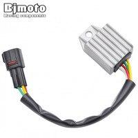 BJMOTO Motorcycle Regulator Voltage Rectifier For KTM 660 SMC 450 EXC R 250 XCF W EXC