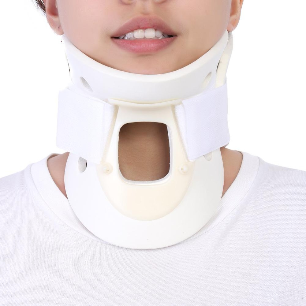 3 Sizes Neck Support & Brace Cervical Collar Vertebra Neck Support Pain head Stretcher Relief Neck Orthosis Braces For Women Men(China)