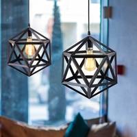 Creative Pendant Lamp Hanging Lamp Vintage Lighting Iron Lamp Home Coffee Room Restaurant Decoration Chandelier Lights