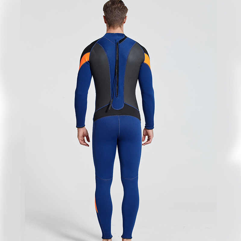 Профессиональный 3 мм неопрена толщиной Материал холодной доказательство Lin Tai Дайвинг служить с длинным рукавом Брюки для девочек анти Медузы мужской подводное плавание одежда заплыва костюм