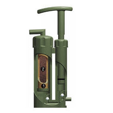 Portable Military Soldier Water Filter Purifier Cleaner Drinking Outdoor Hiking Camping Survival Emergency Tool Safety Equipment(China)