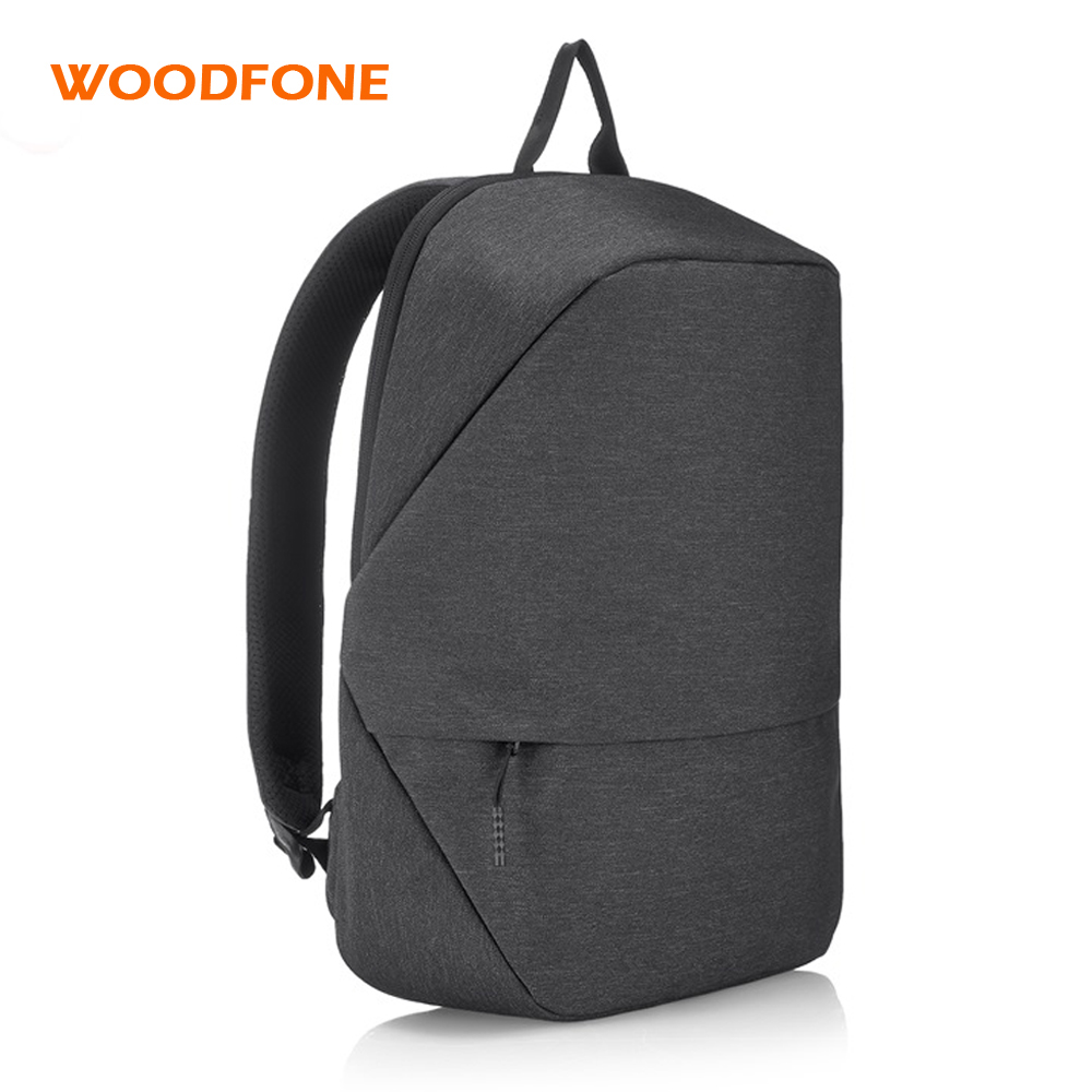 Simple Urban Backpack School Bag Men Shoulders Bag Rucksack Daypack Duffel Bag Fits 15.6 inch Laptop portable Mochila xiaomi 90fun urban city simple backpack 14inch laptop waterproof mi rucksack daypack school bag learning portable backpacks