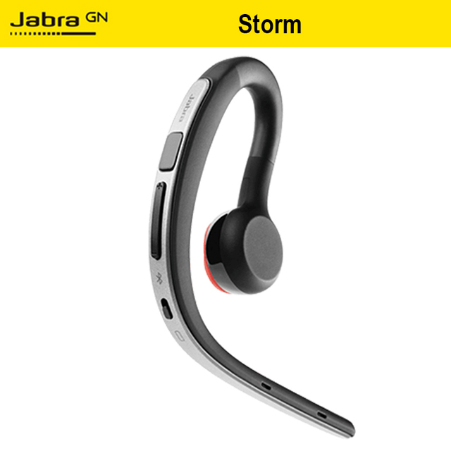 Jabra Storm In-Ear Bluetooth Wireless Earphone Voice Control HD Sound Noise  Reduction Headset With Mic For Smartphone Call NFC