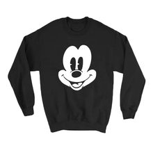 45a0c363123 Cute Mouse Cartoon Graphic Black Hoodie 2018 Autumn Winter Women Sweatshirt  Fleece Pullover Jumper Pullover Felpe Donna Tumblr
