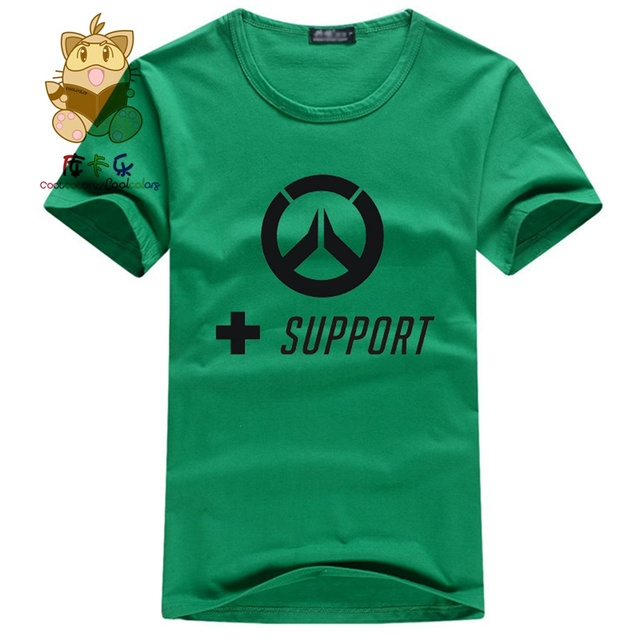 Watchman pioneer gamer tee shirt men's game t shirt support logo t shirt various colors AC146