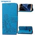 Xnyocn Для Galaxy S6 edge plus S7 Case Кожаный Бумажник Старинные Флип мягкая Обложка Сотовый Телефон Случаях Для samsung Note 6 5 Бумажник Карты