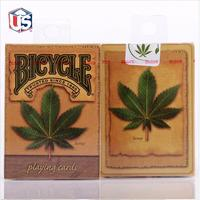 Hemp Edition BICYCLE Premium Poker Playing Cards Deck BRAND NEW SEALED Magic Tricks