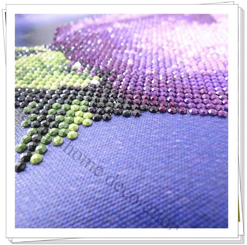 100% 5D DIY Diamante bordado Jardín Europeo imágenes del paisaje - Artes, artesanía y costura - foto 4