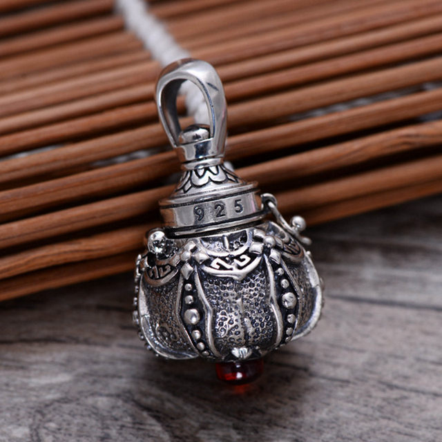 Thai silver 925 sterling silver pendants silver silver tibetan gau thai silver 925 sterling silver pendants silver silver tibetan gau box pendant rubies oval basket small aloadofball Images