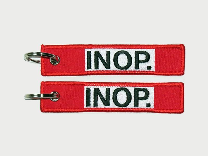 Inop-Stoff-Stickerei-Schlüsselanhänger-Schlüsselanhänger-Tag-Unwirksam-Airbus-Pilot-Mechaniker-Ingenieur.jpg