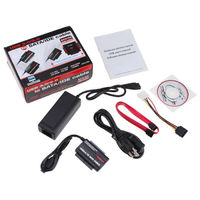 USB 3 0 2 0 To HD HDD SATA IDE Adapter Converter Cable Support 2TB HDD