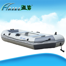 HAIDI Inflatable boats 3 layer pvc clip net fishing boat rowing 6 Person With wire drawing Bottom For Drifting Surfing Sandbeach high quality explorer two inflatable fishing boats thickened double rubber rowing boat paddles and pumps