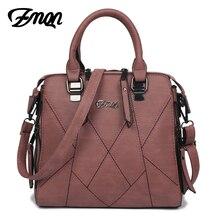 ZMQN Women Handbags Famous Brands 2017 Designer Handbags High Quality PU Leather Crossbody Bags For Women Zipper Shell Bags C801