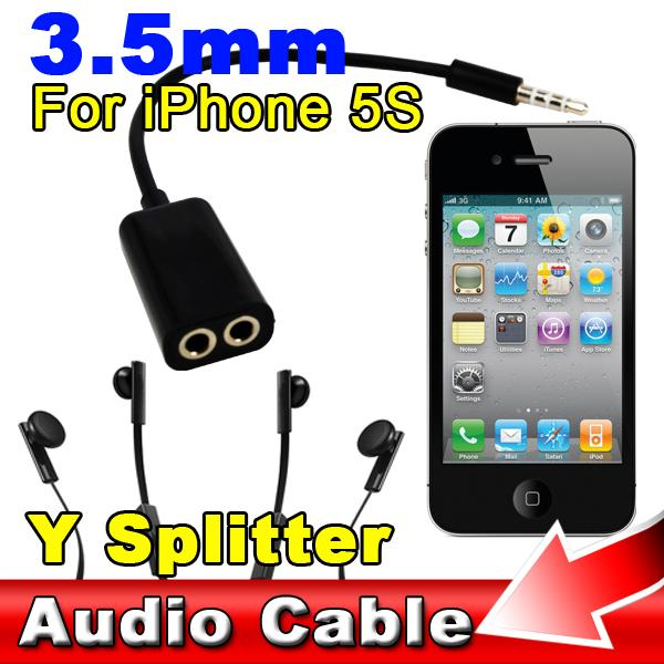 Popular 2 5mm Audio Splitter Buy Cheap 2 5mm Audio
