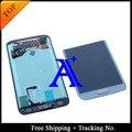 Бесплатная Доставка + 100% тестирование в Исходном Для Samsung Galaxy S5 G900 G900F ЖК Планшета Ассамблея с home button + Стикер