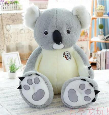 140cm Cute koala doll plush toys large pillow doll children birthday gift for girls amarea мужчинам