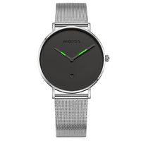 Роскошные ladyes часы пару часов швейцарский кварц movemnt модные сапфировое стекло 50 м водонепроницаемый DW Стиль Lover женские часы