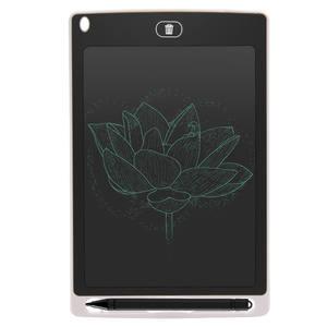 Bulletin-Board Tablet Magnetic Mini for Children Graffiti Flip-Chart LCD Digital