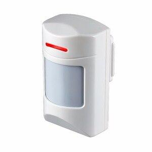 Image 2 - KERUI Wireless Alarm Infrared Detector Anti Pet PIR Sensor Detector With long Detect Distance For KERUI Alarm System