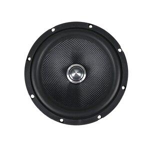 Image 5 - GHXAMP 6,5 pulgadas 40W Bullet Gama Completa CD de coche altavoz Woofer vidrio Fber baja frecuencia larga trazo HIFI Home Theater altavoz 4OHM
