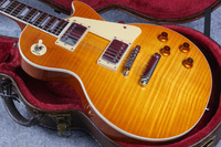 In Stock 1959 R9 AAA Honey Burst Chinese LPaul LP Style Standard Best Tiger Fire Les