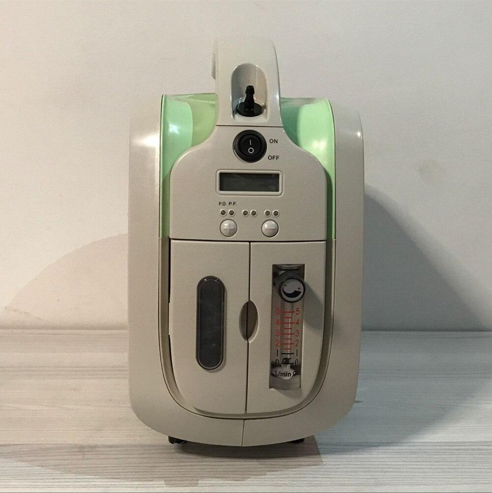 цена Healthcare Oxygen Concentrator 110V 220V DC12V Home Use Household O2 Generator Bar