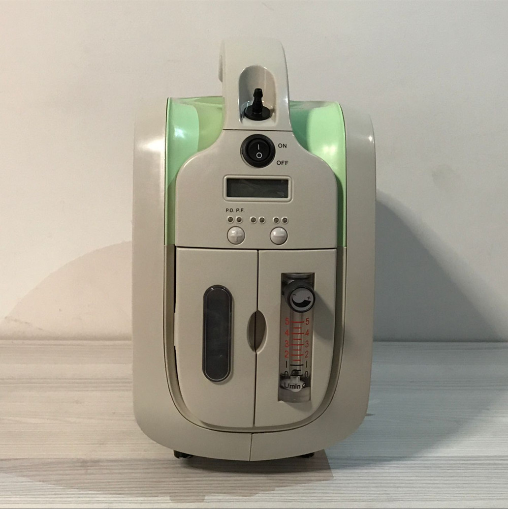 Healthcare Oxygen Concentrator 110V 220V DC12V Home Use Household <font><b>O2</b></font> <font><b>Generator</b></font> Bar image