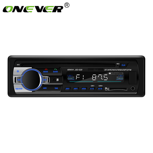 onever 12v car mp3 multimedia player bluetooth autoradio car stereoonever 12v car mp3 multimedia player bluetooth autoradio car stereo radio fm aux input receiver usb in dash 1 din automagnitol