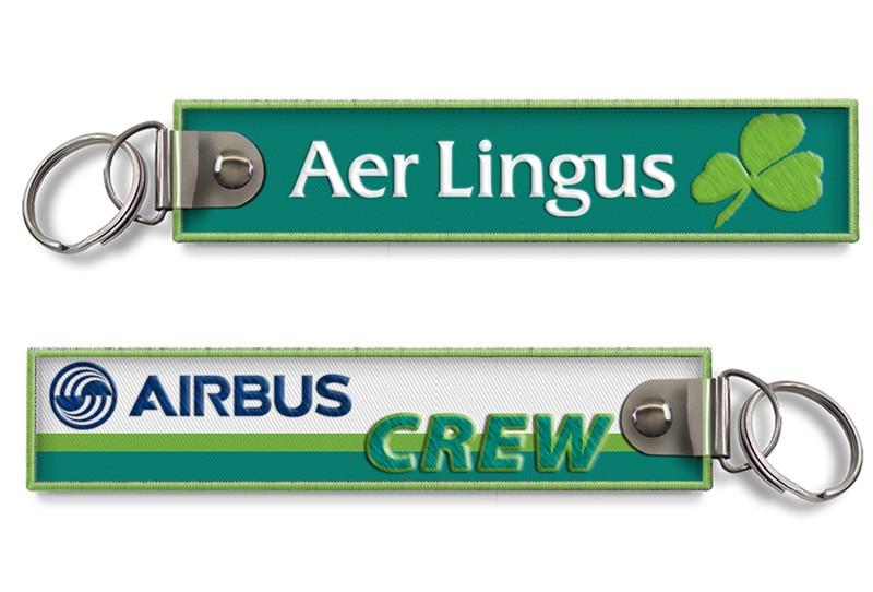 Wizzair-Airbus Crew Keyrings x 2