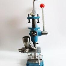SDP-0 пуш-ап Тип ручной таблеточный пресс-машина, травяные порошки таблетирования машина, таблетки тиснения 6/8/10 мм, выбирайте на один