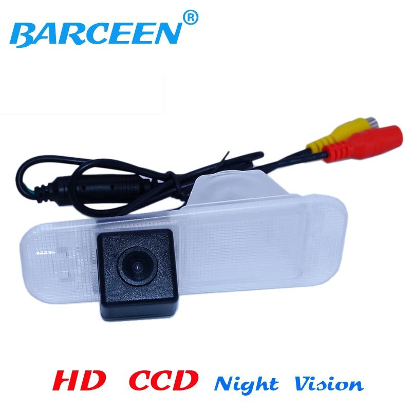 HD automašīnas aizmugures skats Kia K2 kameras rezerves kamera / Kia Rio Sedan (2011-2012) Jauns PC1363 HD mikroshēmu nakts redzamības ūdensnecaurlaidīgs