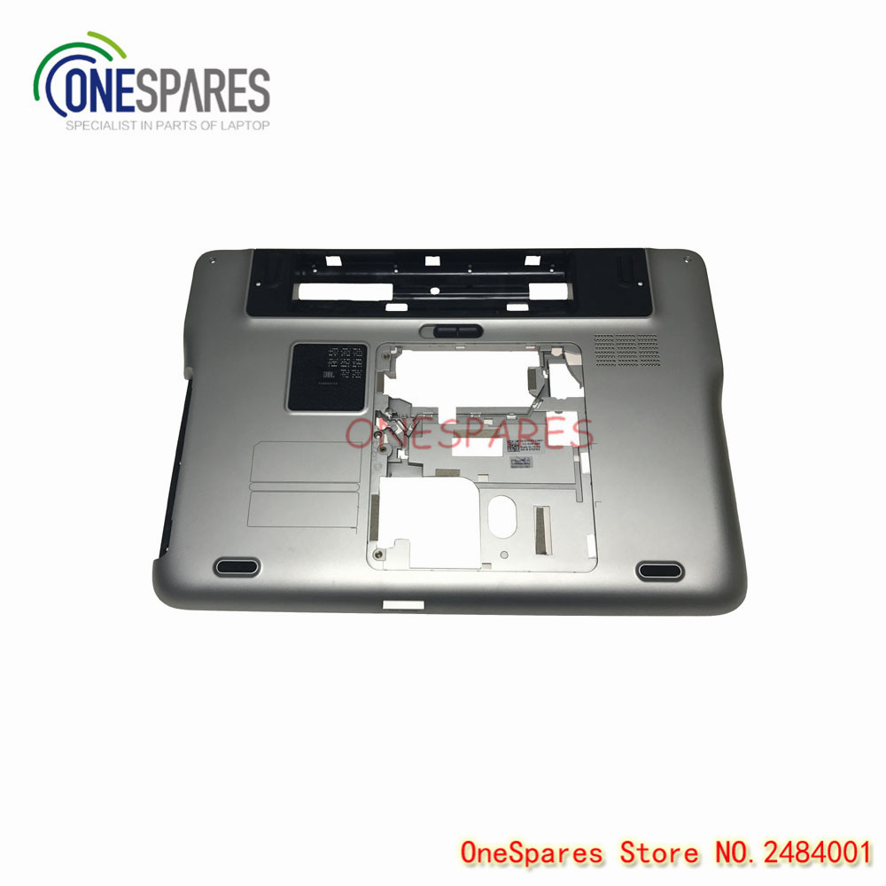 NEW Original Laptop Base Bottom Case Cover For Dell XPS L501X L502X Seeries Lower Case without 70FM3 070FM3 3JGM6BCW110 D Shell gzeele new laptop bottom base case cover for hp for elitebook 8560w 8570w base chassis d case shell lower case 652649 001 black