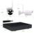 960 P NVR Sistema de CCTV 4ch Sem Fio Poderoso Sem Fio Câmera IP IR-CUT Bala CCTV Camera Home Security Sistema de Vigilância Kits