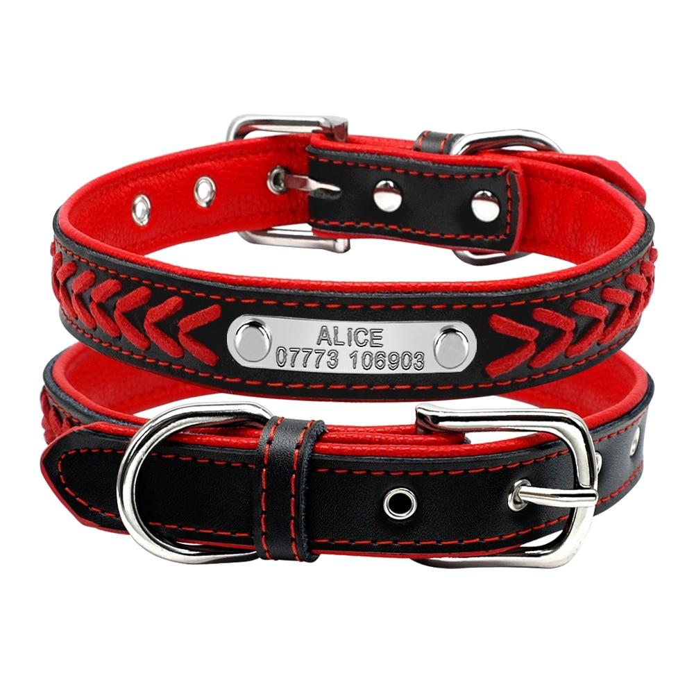plaque personnalisé pour collier de chien