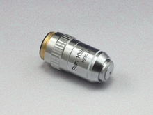 Free shipping,Top quality 100x/1.25 Oil  plan Microscope achromatic Objective lens for biological microscope DIN160 , RMSThread