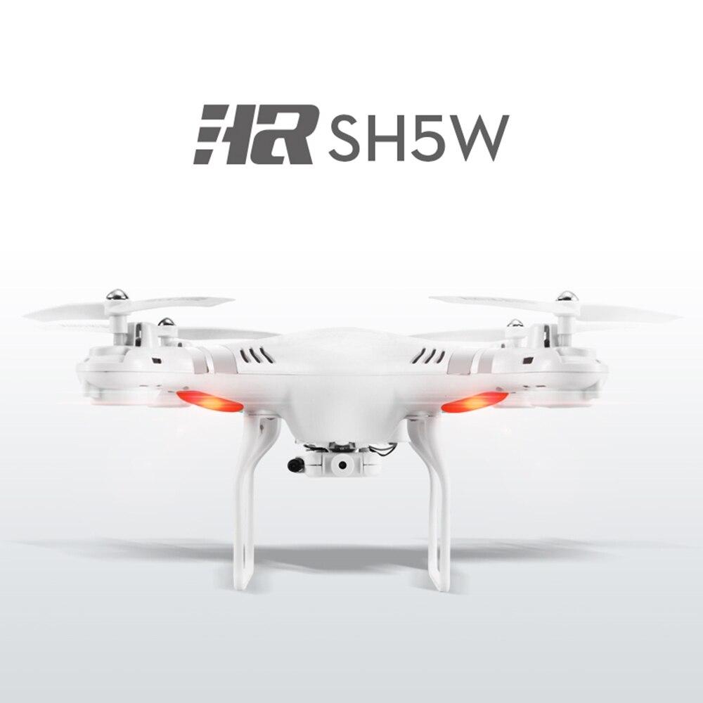 SH5W 2.0MP Camera WiFi FPV 2.4G 4CH 6-axis Gyro RC Quadcopter RTF стоимость