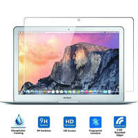 Glass Screen Protector For Macbook Air 13 Inch 9H Tempered Guard Film For Mac Book Air