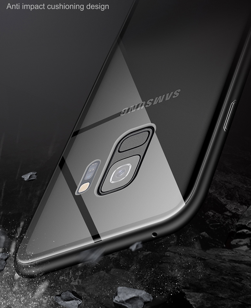 Image 4 - Magnetic Adsorption Metal Case For Samsung Galaxy S8 S9 S10 Plus S10E S7 Edge Note 8 9 M20 M10 A30 A50 A7 A8 A9 J4 J6 Plus 2018-in Fitted Cases from Cellphones & Telecommunications